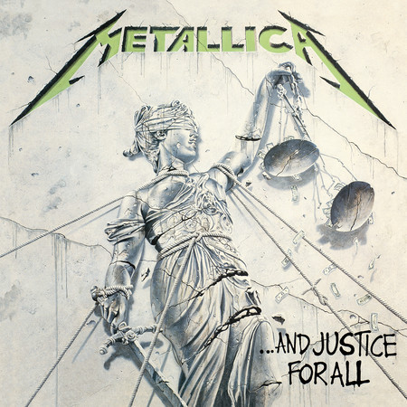 …And Justice for All (Remastered Deluxe Box Set) 專輯封面
