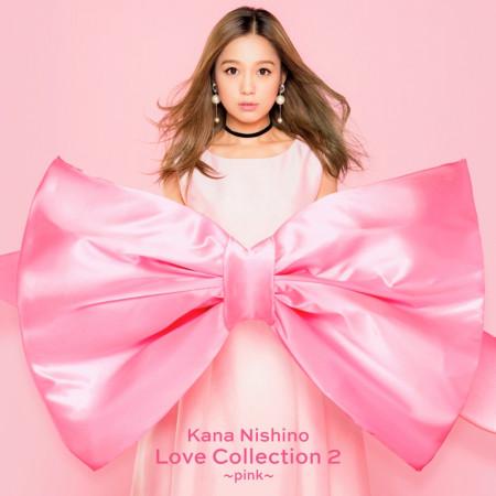 愛的收藏2~pink~ 專輯封面