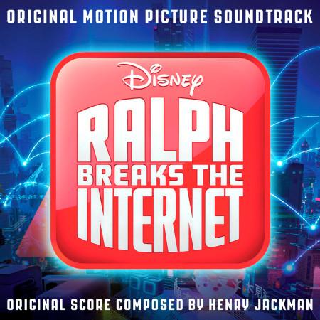 Ralph Breaks the Internet (Original Motion Picture Soundtrack) 專輯封面
