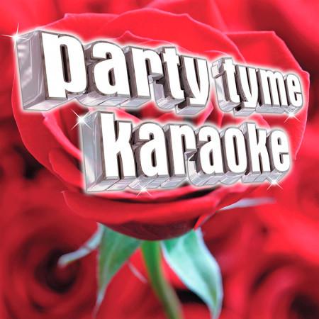 Party Tyme Karaoke - Love Songs Party Pack 專輯封面