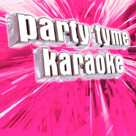 Party Tyme Karaoke - Pop Party Pack 4 專輯封面