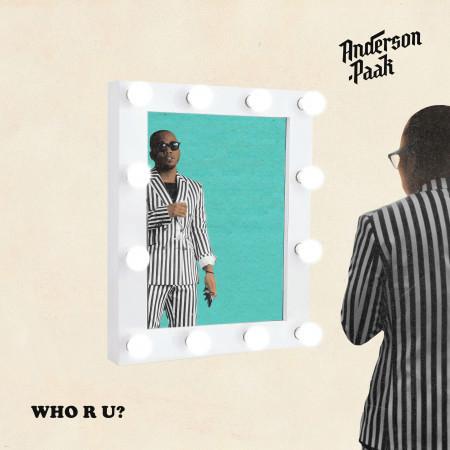 Who R U? 專輯封面