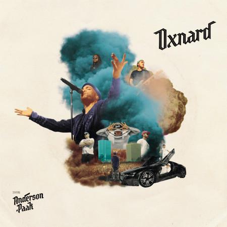 Oxnard 專輯封面