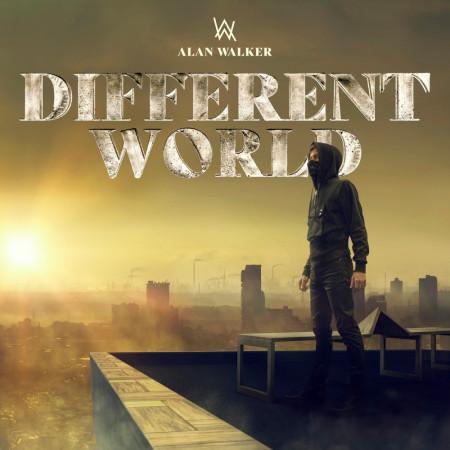 Different World (feat. CORSAK) 專輯封面