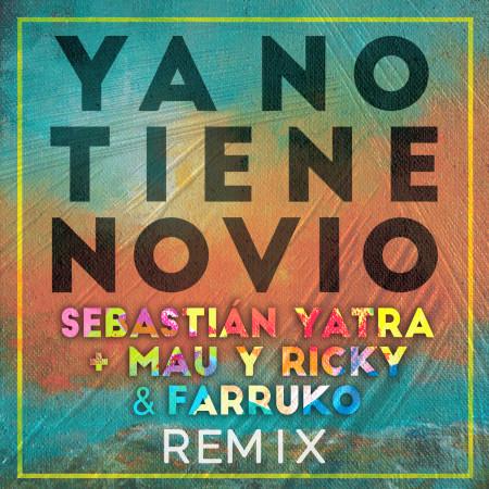 Ya No Tiene Novio (Remix) 專輯封面
