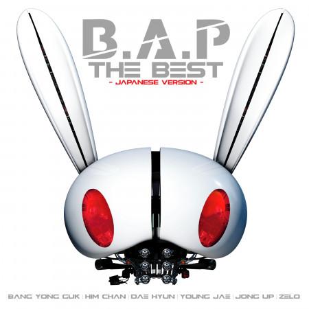 B.A.P THE BEST (日文版) 專輯封面
