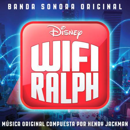 Wifi Ralph (Banda Sonora Original) 專輯封面