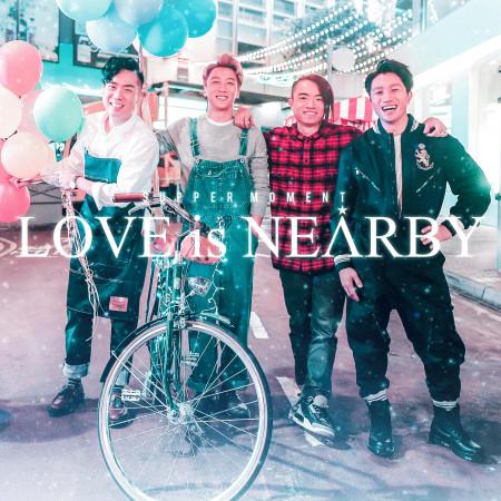 LOVE is NEARBY 專輯封面