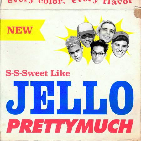 Jello 專輯封面