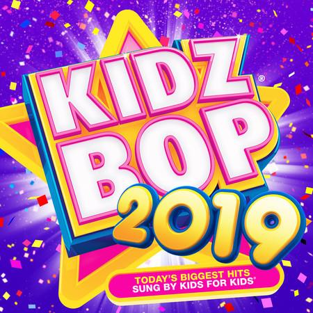 KIDZ BOP 2019 專輯封面