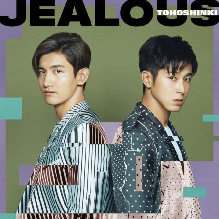 Jealous 專輯封面
