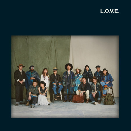 L.O.V.E. 專輯封面