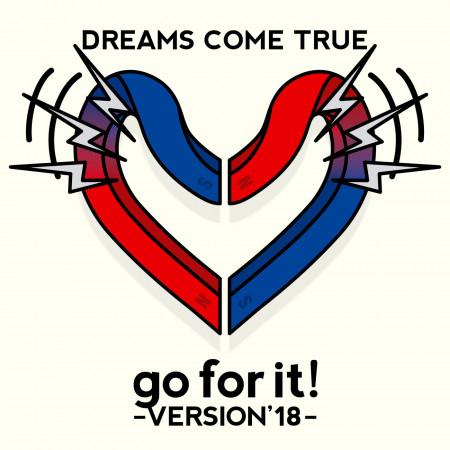 go for it! (Version'18) 專輯封面