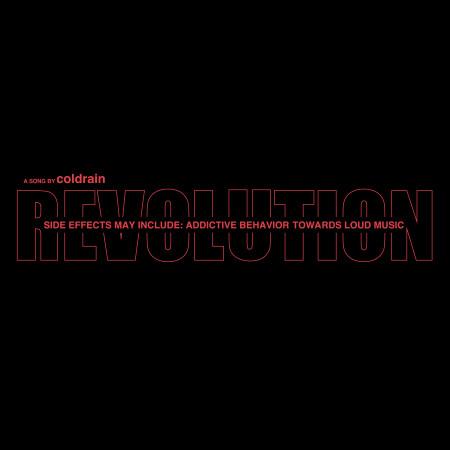 REVOLUTION 專輯封面