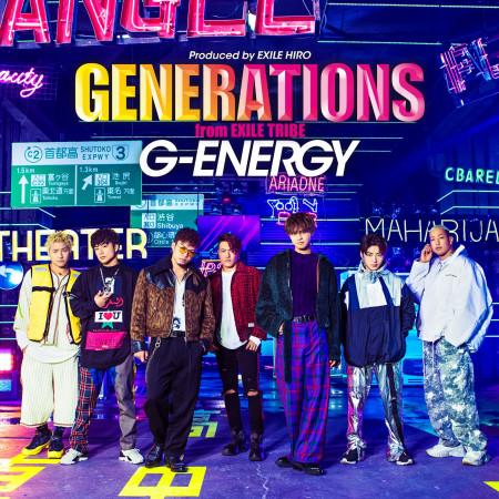 G-ENERGY 專輯封面