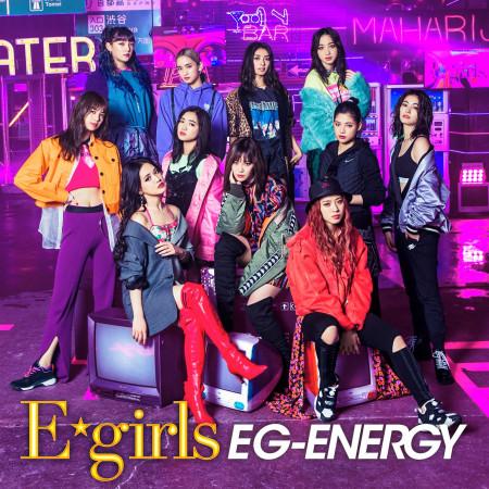 EG-ENERGY 專輯封面