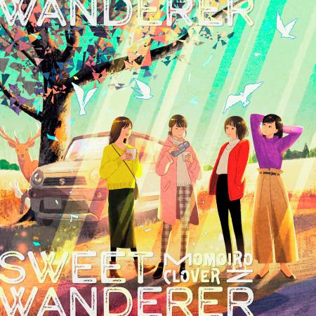 Sweet Wanderer 專輯封面