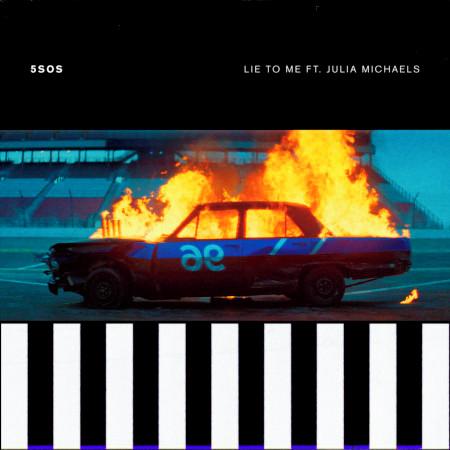 Lie To Me (feat. Julia Michaels) 專輯封面