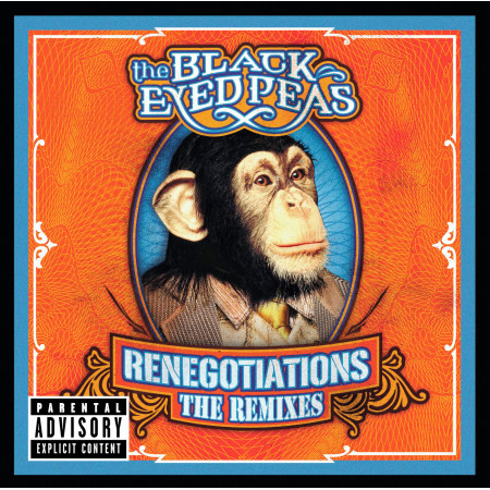 Renegotiations: The Remixes 專輯封面