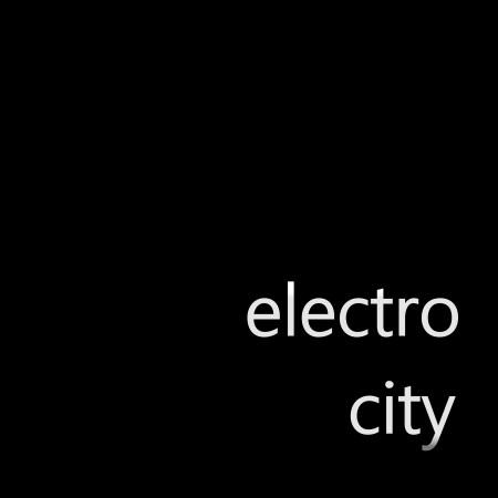 electro city 專輯封面