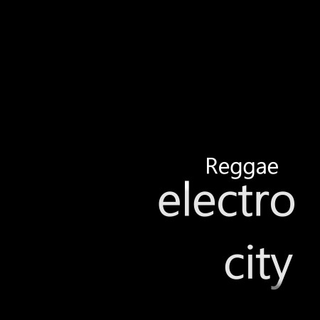 electro city Drumachine 專輯封面