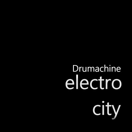 electro city Reggae 專輯封面