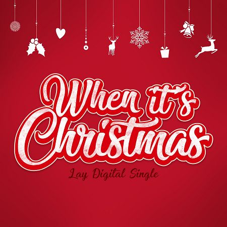 When It's Christmas 專輯封面