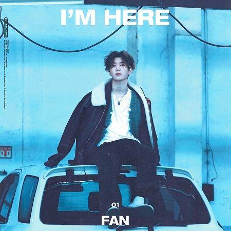 I'm Here 專輯封面