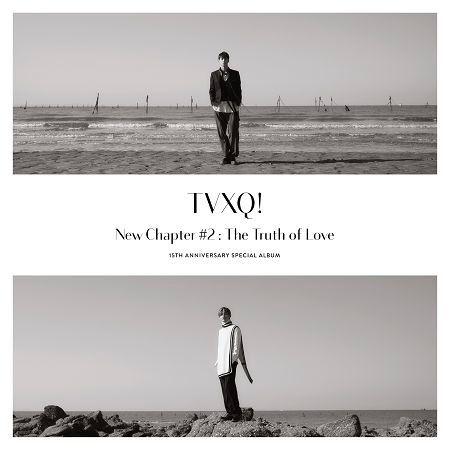 15週年特別專輯『New Chapter #2 : The Truth of Love』 專輯封面