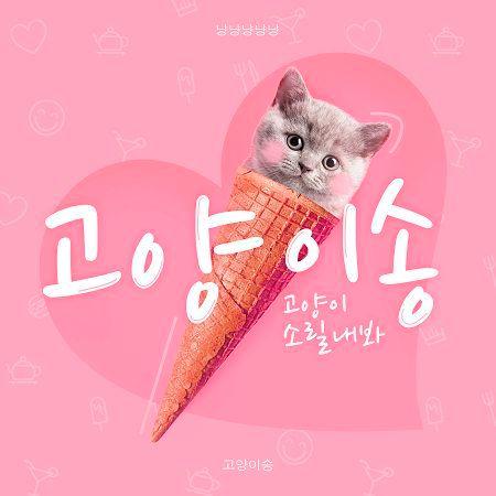 고양이송 專輯封面