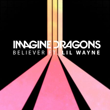 Believer (feat. Lil Wayne) 專輯封面