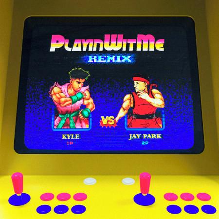 Playinwitme (Remix) [feat. Jay Park] 專輯封面