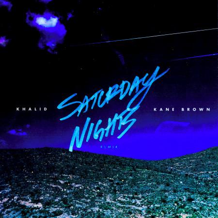 Saturday Nights REMIX (feat. Kane Brown) 專輯封面