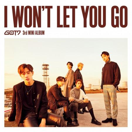 I Won't Let You Go 專輯封面