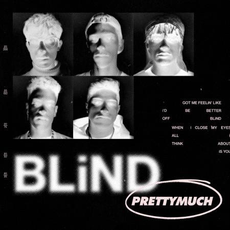 Blind 專輯封面