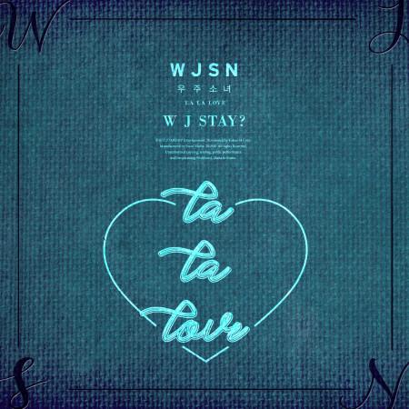 第六張迷你專輯WJ STAY? 專輯封面
