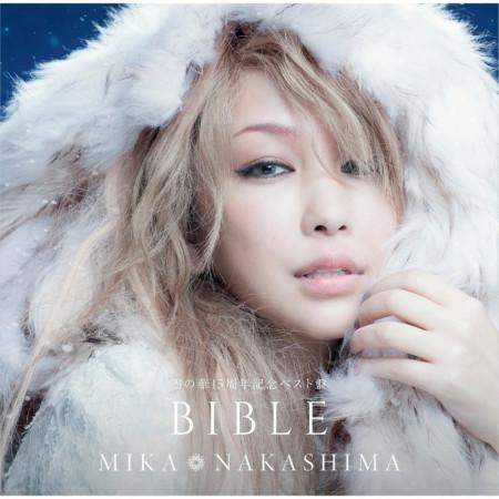 雪花15週年紀念精選BIBLE 專輯封面