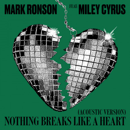 Nothing Breaks Like a Heart (feat. Miley Cyrus) [Acoustic Version] 專輯封面