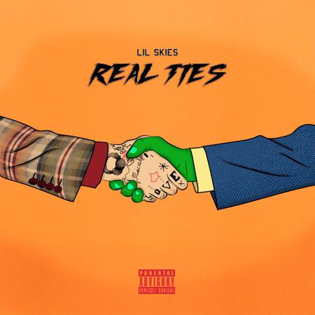 Real Ties 專輯封面