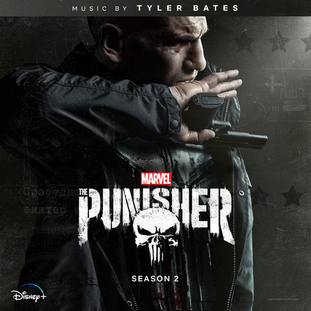 The Punisher: Season 2 (Original Soundtrack) 專輯封面