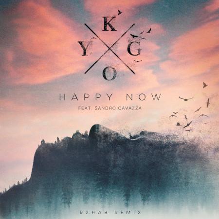 Happy Now (feat. Sandro Cavazza) [R3HAB Remix] 專輯封面