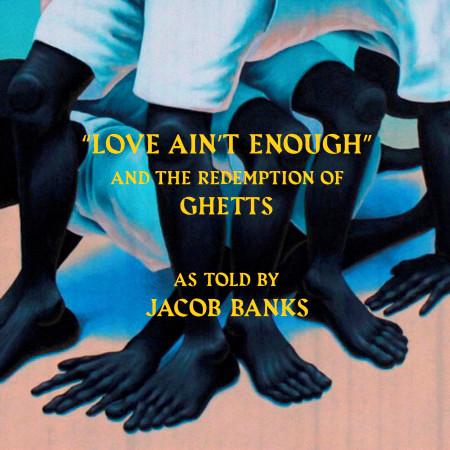 Love Ain't Enough 專輯封面