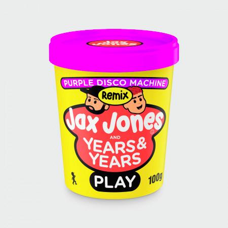 Play (Purple Disco Machine Remix) 專輯封面