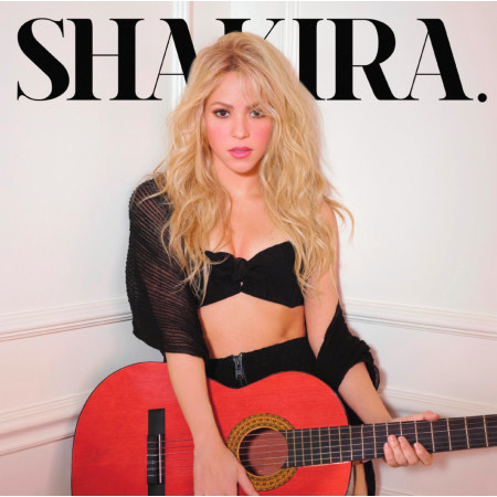 Shakira. (Expanded Edition) 專輯封面