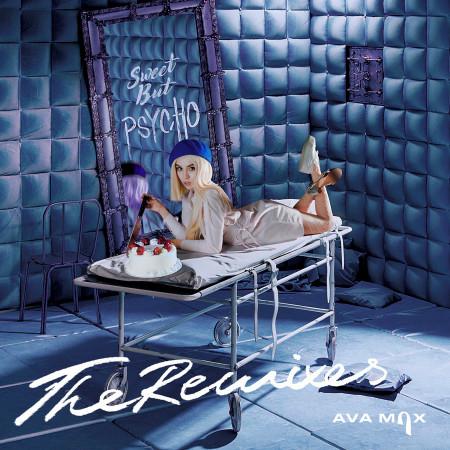 Sweet but Psycho (The Remixes) 專輯封面