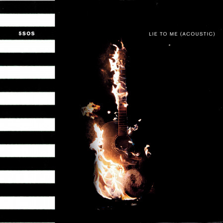 Lie To Me (Acoustic) 專輯封面