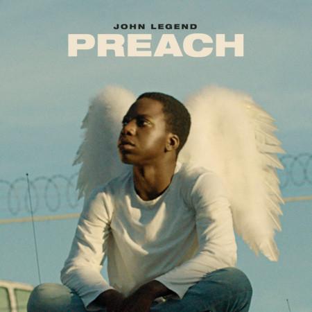 Preach 專輯封面