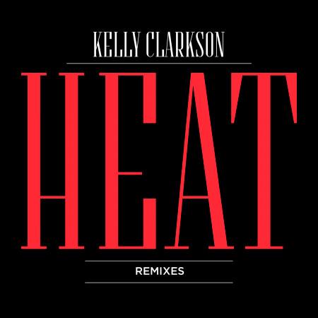 Heat (Remixes) 專輯封面