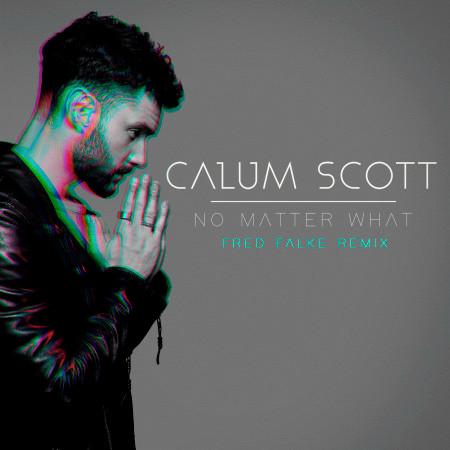 No Matter What (Fred Falke Remix) 專輯封面