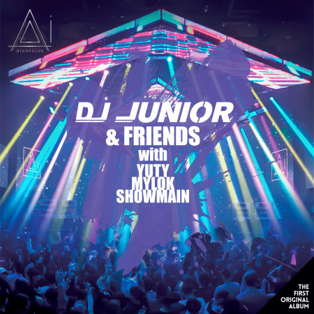 The First Original Album  Ai - Junior & Friends 專輯封面